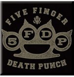 Five Finger Death Punch Magnet 191070