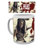 The Walking Dead Mug Michonne