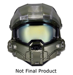 Halo Replica Master Chief Modular Motorcycle Helmet