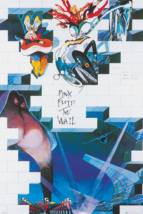 The Wall Album Maxi Poster