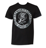 Gas Monkey Blood, Sweat And Beers Black Tee Shirt