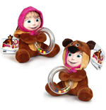 Masha and the Bear Plush Toy 192247