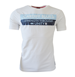 2015-2016 Cardiff Blues Rugby Graphic Tee (White)