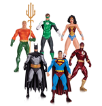 Justice League Action Figure 6-Pack Alex Ross 18 cm