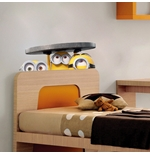 Minions Wall Sticker - Manhole
