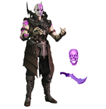 Mortal Kombat X Action Figure Quan Chi Sorcerer Variant Previews Exclusive 15 cm
