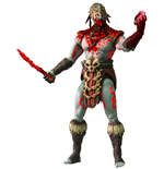 Mortal Kombat X Action Figure Kotal Khan Blood God Variant Previews Exclusive 15 cm
