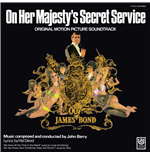 Vynil John Barry - 007 On Her Majesty's Secret Service