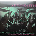 Vynil Aerosmith - Live At The Hampton Road Coliseum Westwood One Fm Broadcast (2 Lp)