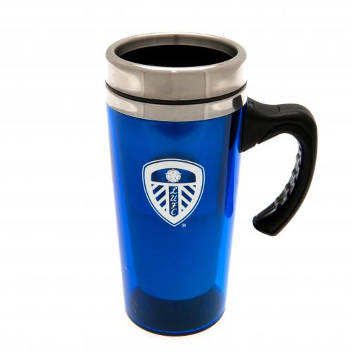 Leeds United F.C. Aluminium Travel Mug