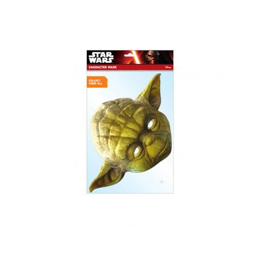 Star Wars Mask Yoda