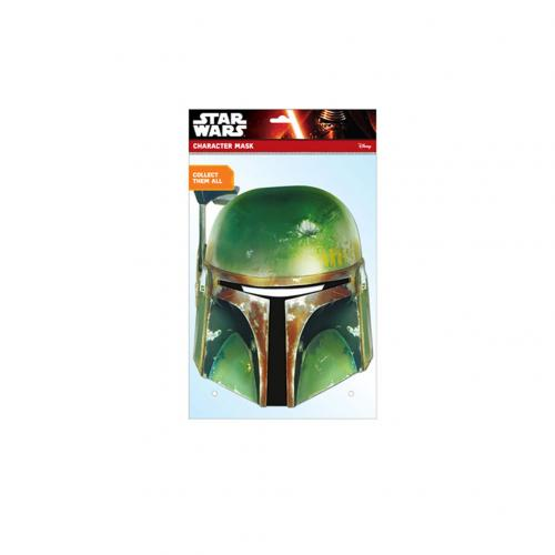 Star Wars Mask Boba Fett