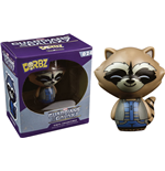 Guardians of the Galaxy Vinyl Sugar Dorbz Vinyl Figure Rocket Raccoon Nova Costume 8 cm