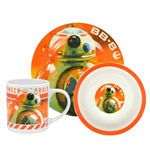 Star Wars Episode VII Breakfast Set BB-8
