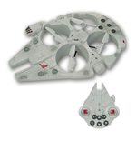 Star Wars Episode VII RC Vehicle Quadrocopter Millenium Falcon 35 cm