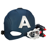 Captain American Civil War Scope Vision Helmet