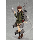 Kantai Collection Figma Action Figure Ooi 13 cm