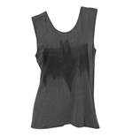 Junk Food BATMAN Women's Grey Tank Top