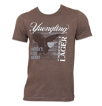 YUENGLING Brown Eagle Tee Shirt
