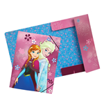 Frozen Elastic Band Folder A4