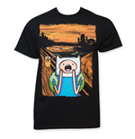 ADVENTURE TIME Screaming Tee Shirt