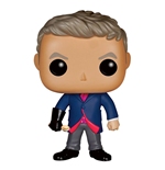 Doctor Who POP! Television Vinyl Figure 12th Doctor with Spoon 9 cm