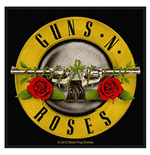 Guns N' Roses Patch - Bullet Logo