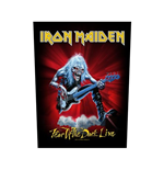 Iron Maiden Back Patch: Fear Of The Dark Live