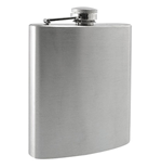 7 Oz Stainless Steel Flask