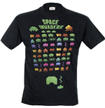 Space Invaders T-shirt 195407
