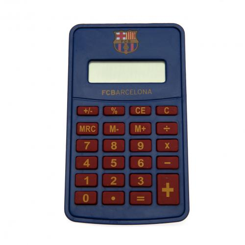 F.C. Barcelona Pocket Calculator