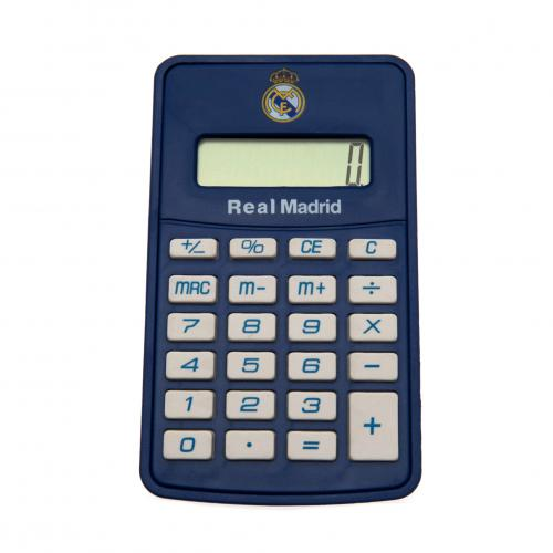 Real Madrid F.C. Pocket Calculator