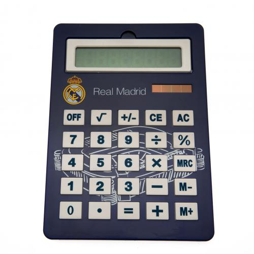 Real Madrid F.C. Jumbo Calculator