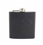 Batman Stainless Hip Flask