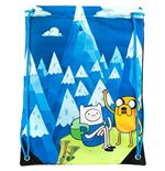 Adventure Time Bag - Blue Mountain Jake & Finn
