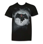 BATMAN V SUPERMAN Batman In Bat Signal Tee Shirt