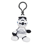 Star Wars Episode VII Plush Keychain Stormtrooper 8 cm