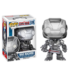 Captain America Civil War POP! Vinyl Bobble-Head War Machine 10 cm