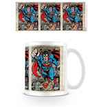 DC Originals Mug Superman Montage