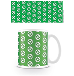 DC Originals Mug Green Lantern Logo Pattern