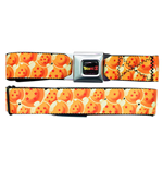 DRAGON BALL Z Dragonballs Seatbelt Buckle Belt