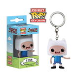 Funko ADVENTURE TIME Finn Toy Keychain