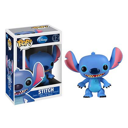 Funko Pop DISNEY Lilo And Stitch Stitch Vinyl Figure