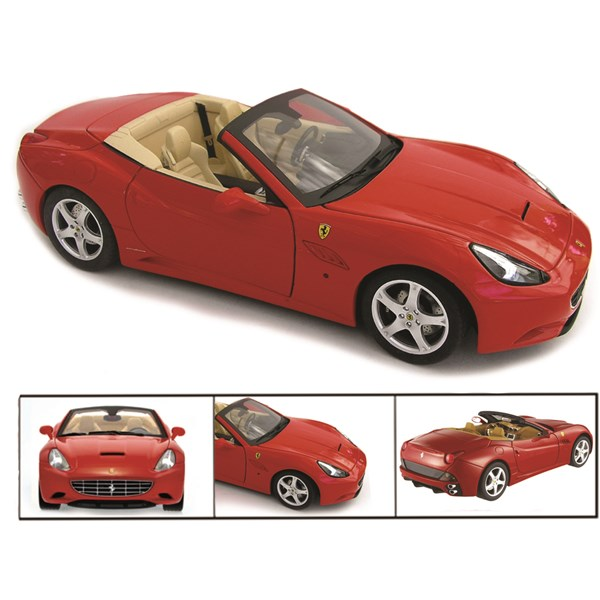 1:18 Ferrari California Red Diecast Model