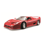 1:18 Ferrari F50 Red Diecast Model