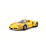 1:24 Ferrari Enzo Yellow Diecast Model