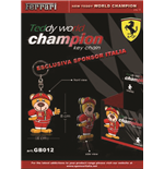 Ferrari Teddy World Champion