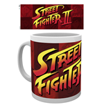 Street Fighter Mug Logo II