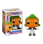 Charlie and the Chocolate POP! Movies Vinyl Figure Oompa Loompa 9 cm