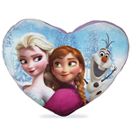 Frozen Plush Cushion Elsa & Anna & Olaf 45 x 35 cm